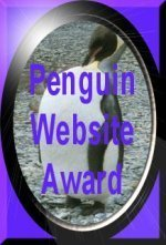 Penguin Website Award: Ontvangen op 3 oktober 2001: Secondly, well done on your site - you've obviously put in some real effort on the html code and the site is nice and intuitive when browsing through. I look forward to seeing how it progresses!